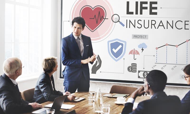Asuransi dari Perusahaan