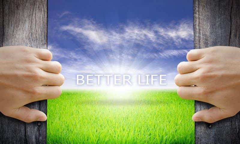 Ubah Pikiran Anda untuk Hidup Lebih Baik