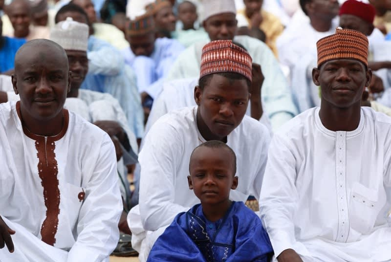 Lebaran Di Nigeria via ctvnews.ca