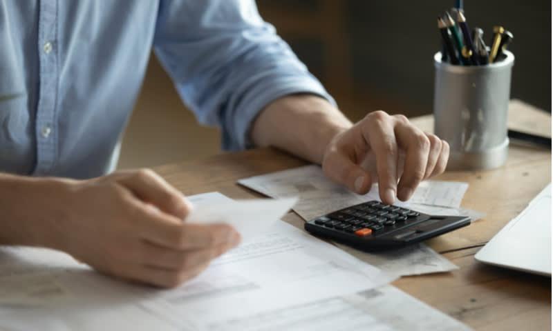 menyusun anggaran pengeluaran