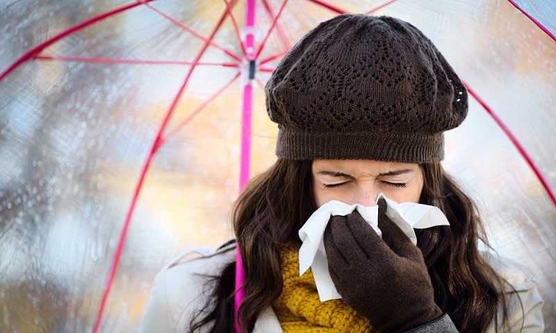 Penyakit Musim Hujan