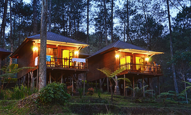 Rumah Pondok Cikole Lembang