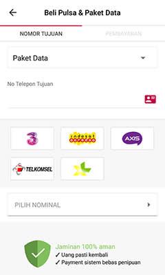 Paket Internet Telkomsel Simpati Xl Indosat Dan Operator Lain
