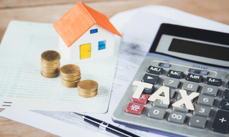 pajak rumah
