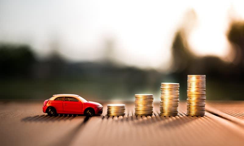 Kredit motor atau mobil