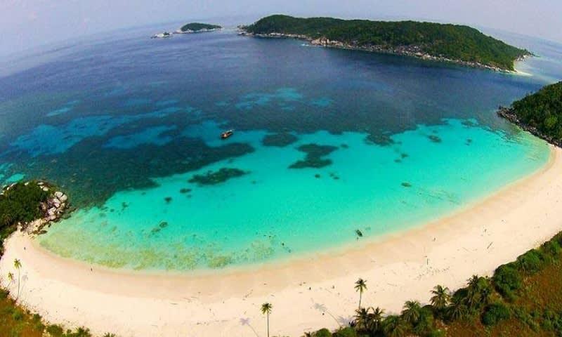 Selat Rangsang Pulau Anambas, Kepulauan Riau