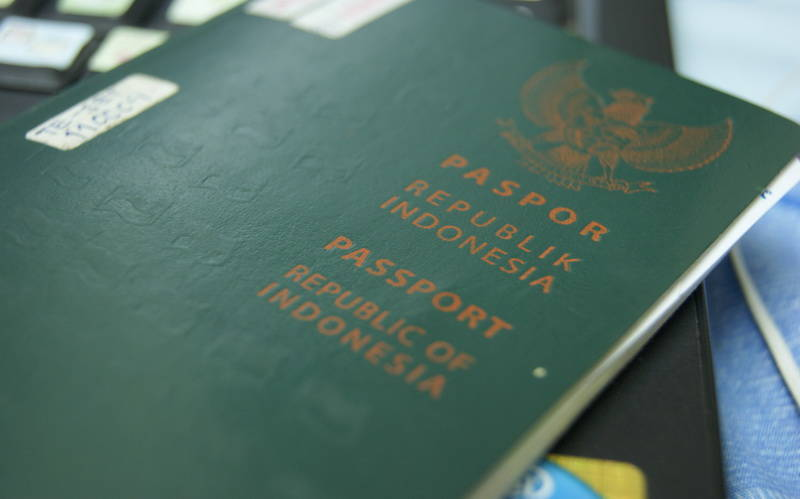 Persiapkan Paspor untuk SKCK Luar Negeri
