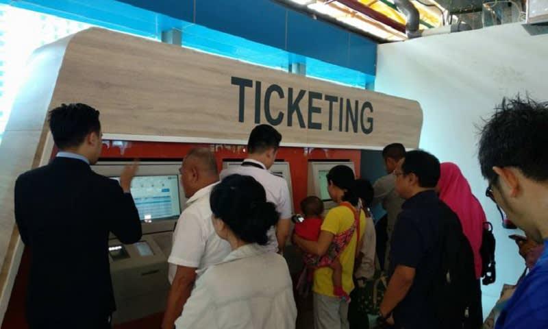 beli tiket kereta bandara