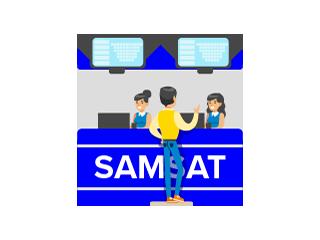 Datang ke Samsat atau Gedung Direktorat Lalu Lintas Polda Metro Jaya