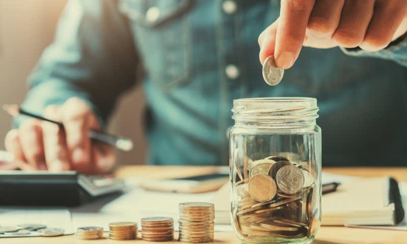 Pisahkan Uang Tabungan ke Dalam Rekening Khusus