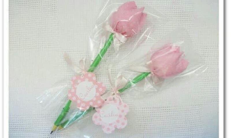 pensil bunga