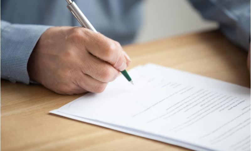Miliki Surat Perjanjian Hutang Piutang Untuk Perkecil Risiko Perselisihan Dalam Kegiatan Utang Piutang Cermati Com