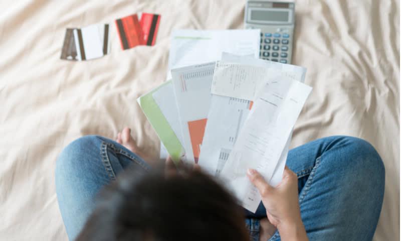 tagihan bungan kartu kredit