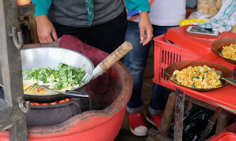 Makanan di Bandung