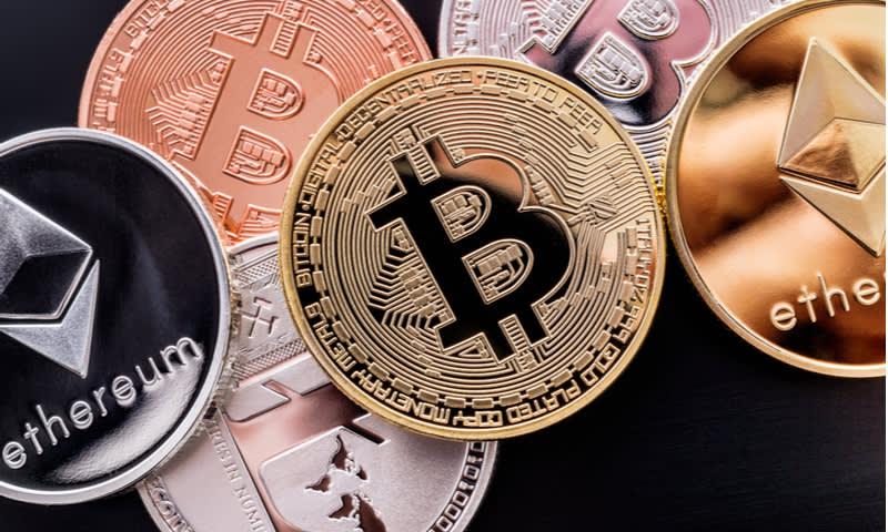 jenis-jenis cryptocurrency