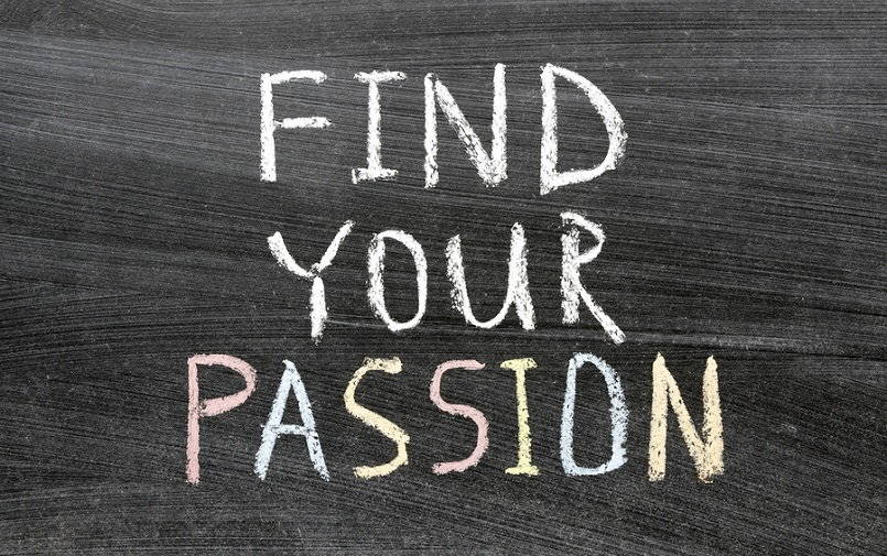 Temukan Sesuai Passion