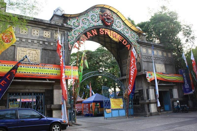 Taman Sriwedari, Solo via blogspot.com