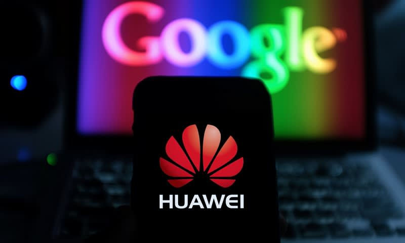 Huawei dan Google