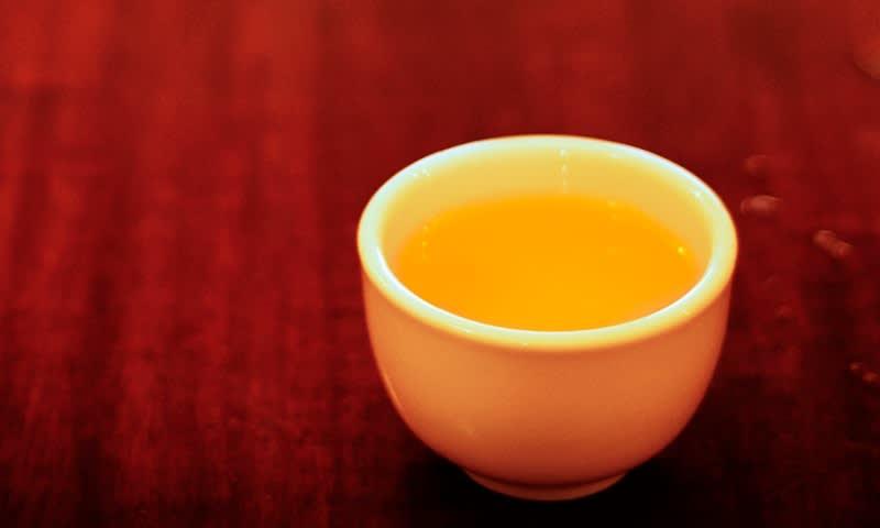 Corn Tea