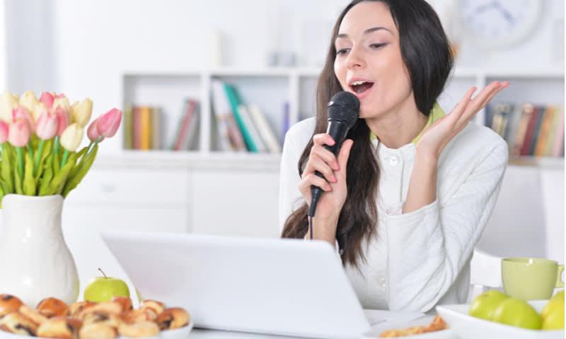 karaoke onlline