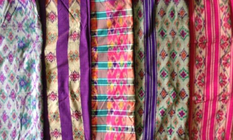 kain palembang