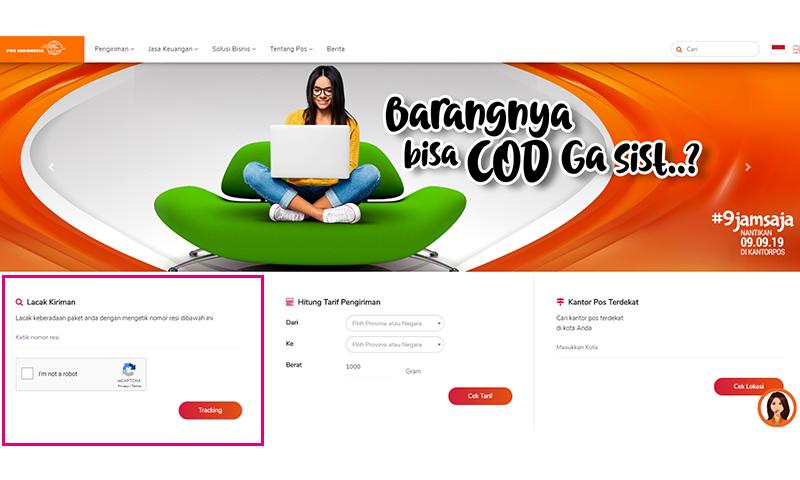 Cek Resi Pos Indonesia Layanan Baru Untuk Melacak Kiriman Anda Cermati Com