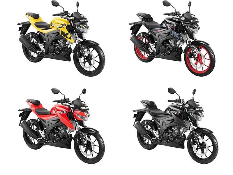 Kredit Motor Suzuki Gsx S150 Dp Rendah Ajukan Online Cermati