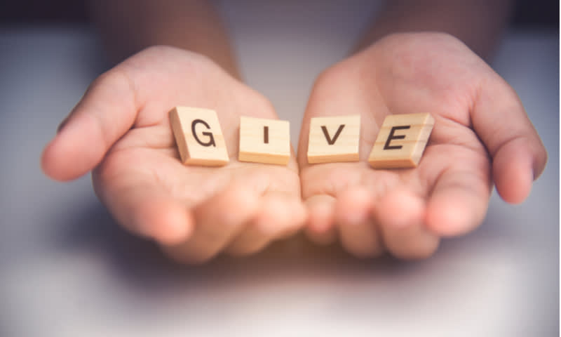 give and give