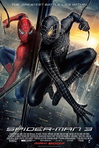 Spiderman 3 via IMDb.com