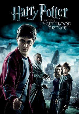 Harry Potter and the Half Blood Prince via amazon.com