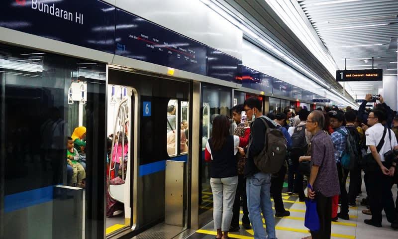 MRT Jakarta Fase II
