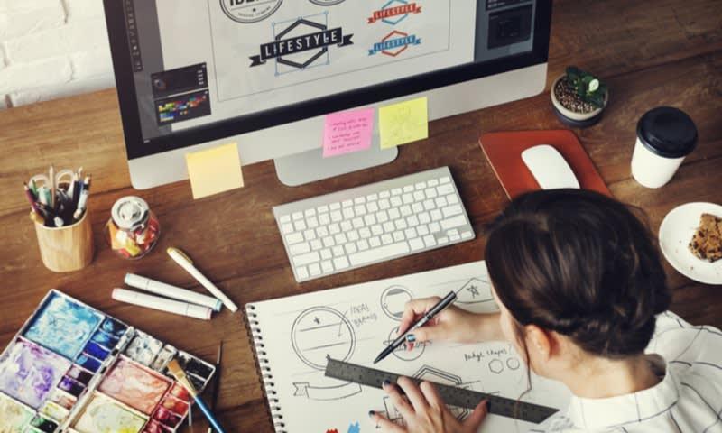 Menaruh Karya Desain Digital di Blog Sendiri