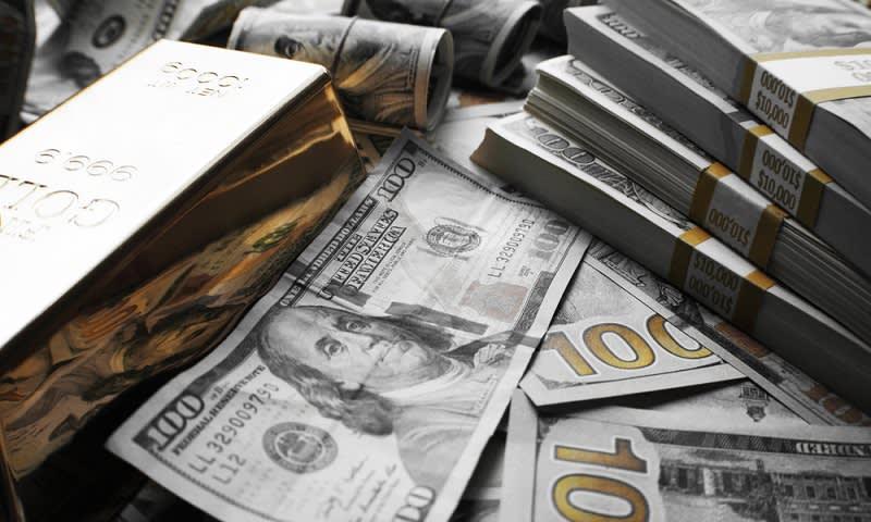 emas dan uang