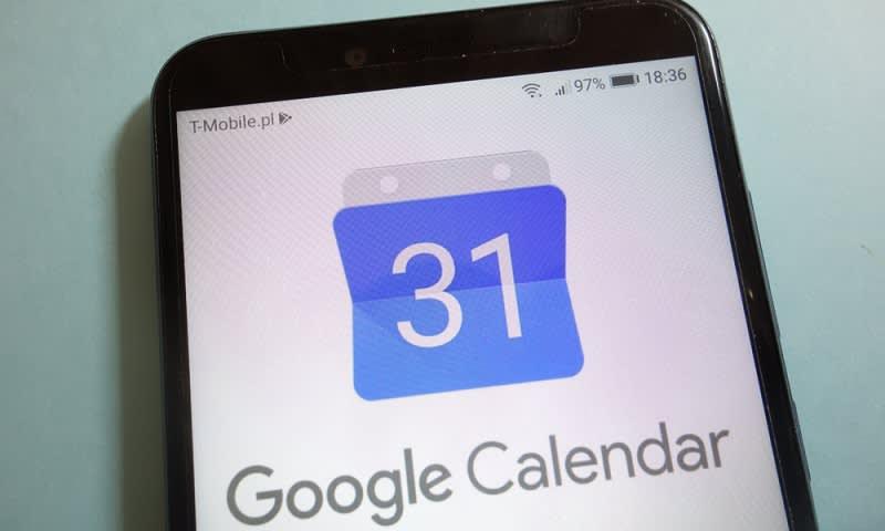 Aplikasi Google Calendar