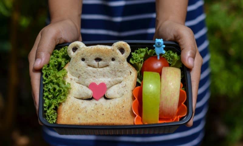 Buat Tampilan Makanan dengan Menarik