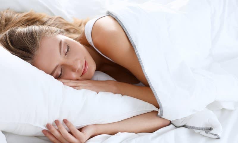 Tidur lelap