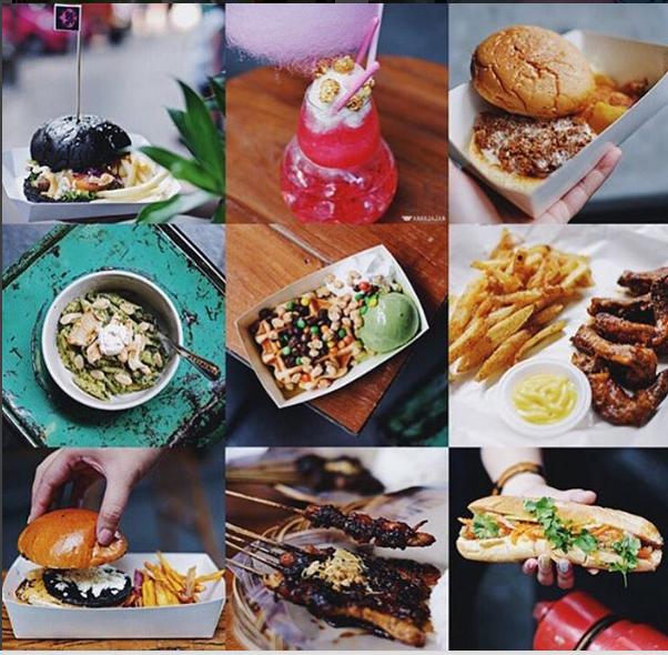 Food Fighters via jakartakita.com
