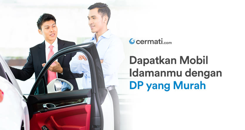 New Car Loan - DP Murah