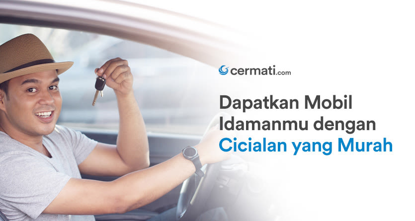 New Car Loan - Cicilan Murah