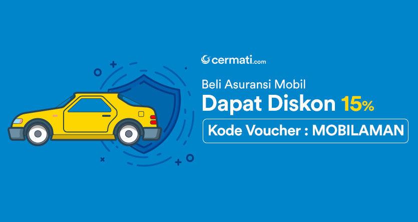 Asuransi Mobil - Diskon 15%