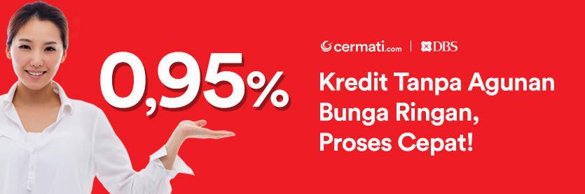 KTA DBS Bunga 0.95%