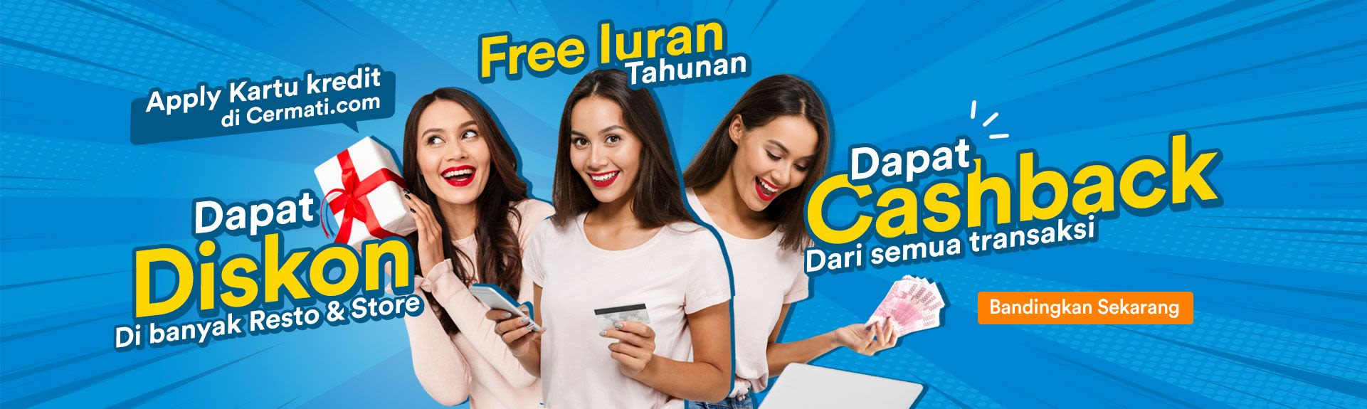 Apply Kartu Kredit Online di Cermati