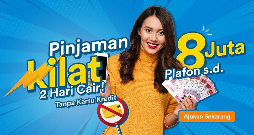 Pinjaman Kilat Online Tanpa Syarat Kartu Kredit