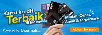 Ajukan Sekarang untuk Kartu Kredit Terbaik di Indonesia