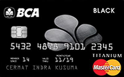 Kartu Kredit Bca Black Mastercard Cermati Com
