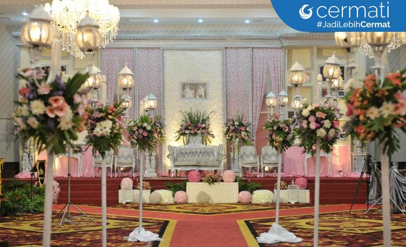 11 gedung pernikahan di jakarta dengan sewa di bawah 10 juta