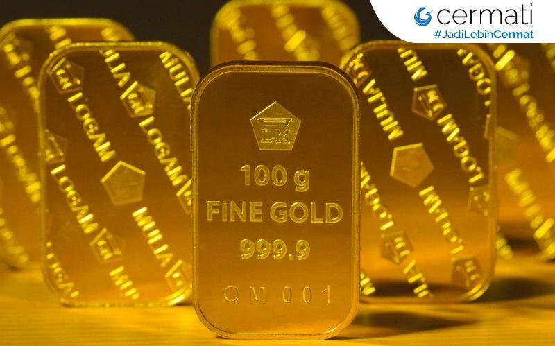5 Cara Investasi Emas Batangan Antam Untuk Pemula Cermati