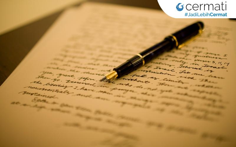 Contoh Surat Keterangan Kerja Untuk Pembuatan Rekening Bank