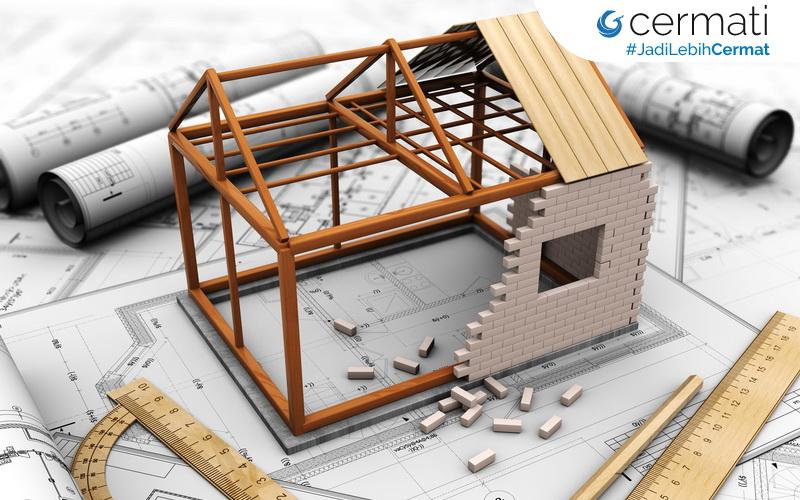 Contoh Denah Rumah Kampung  8 tips hemat membangun rumah sendiri cermati com