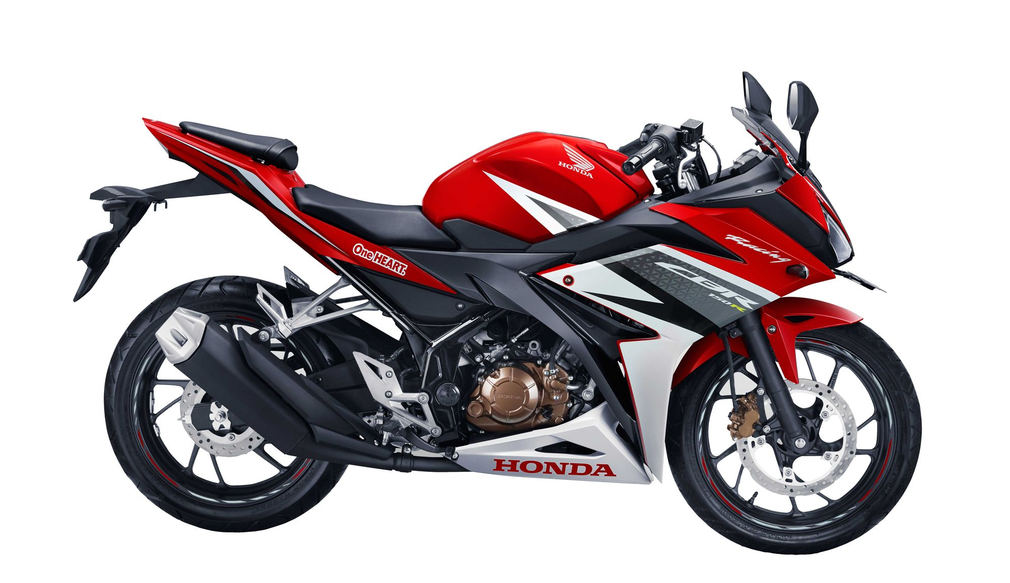 Kredit Motor Honda New Cbr 150r Racing Red Cermati